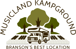 Musicland Kampground - RV Park and Campground with Cabins in Branson Missouri